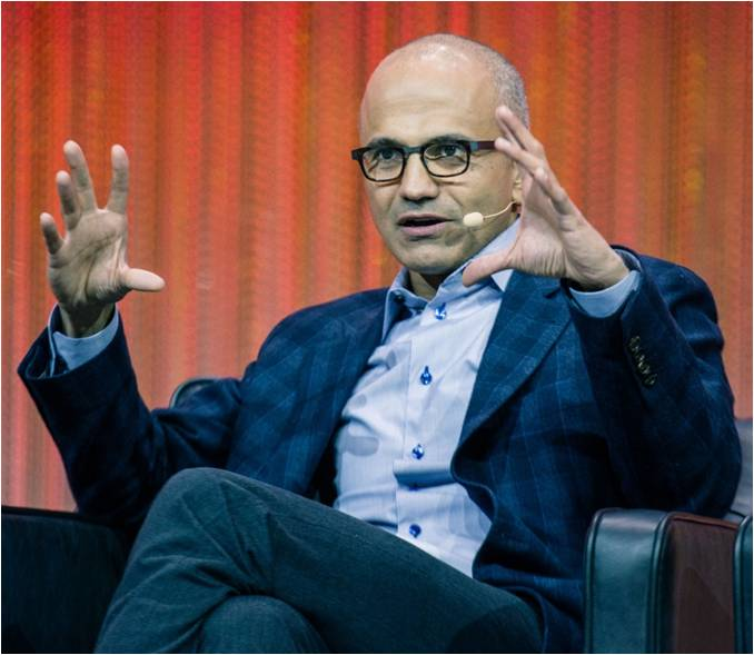 Success Lessons from Satya Nadella