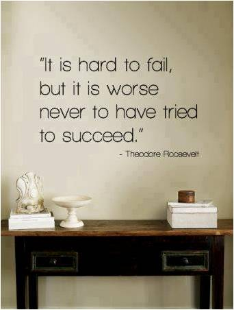 Failures you Should have or Should Not Have