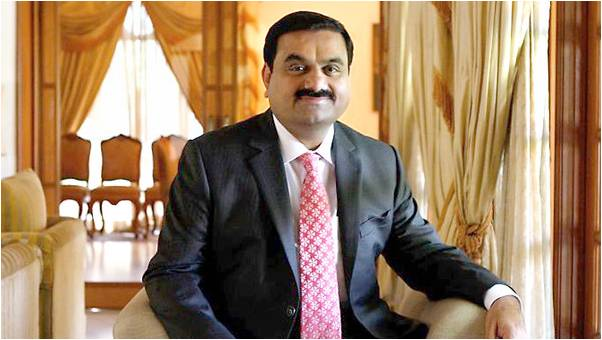 Success story of Gautam Adani
