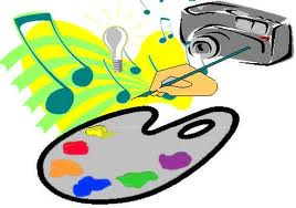 Creativity -the colour  and music of life
