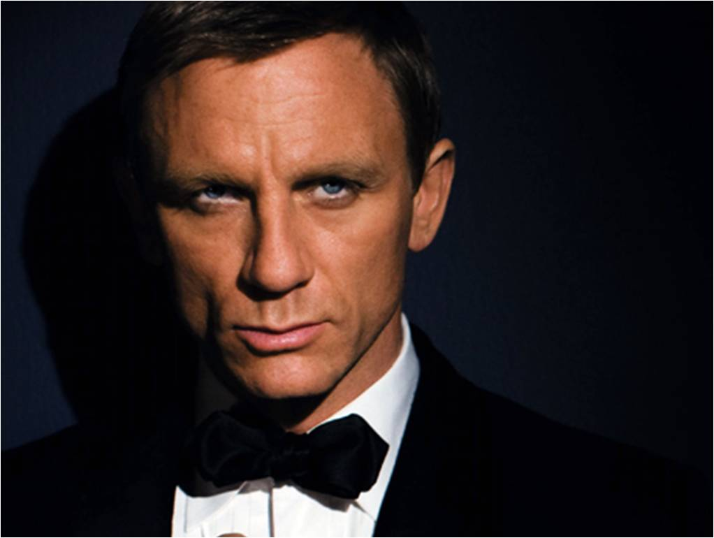 Leadership lessons from James Bond