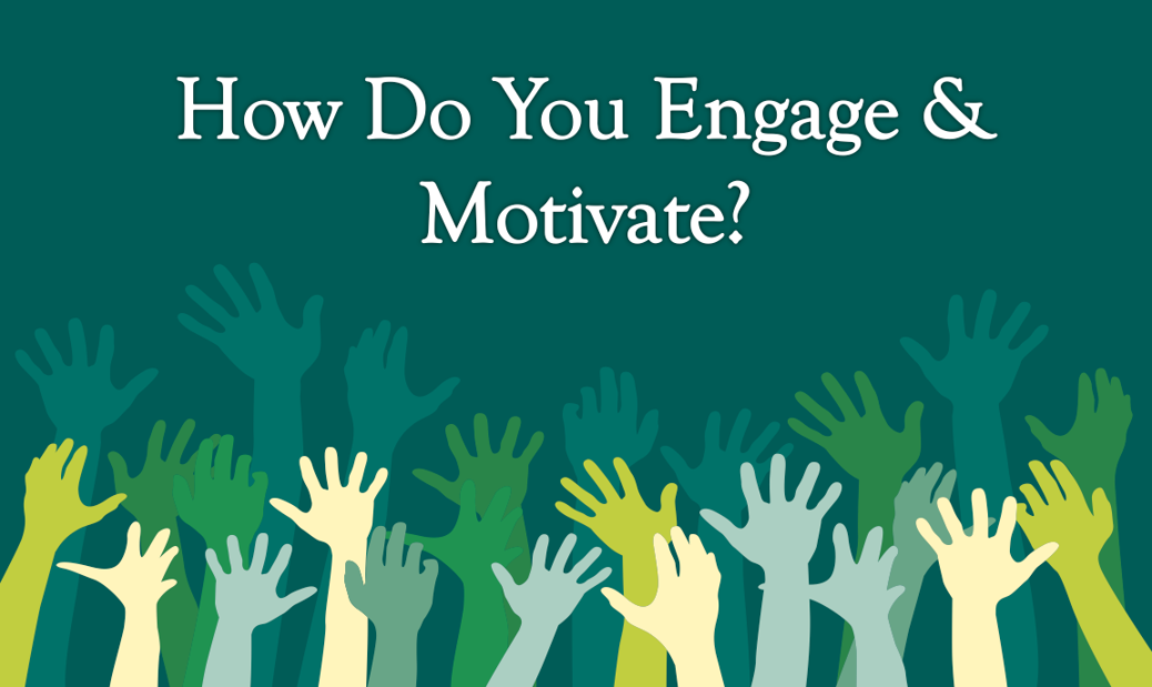 Motivating people in 5 minutes