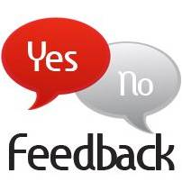 Do you want to hear negative feedback but, don't want to give