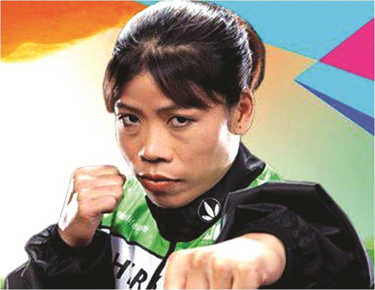 Success Lessons from Mary Kom