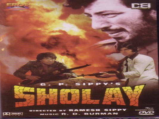 Sholay-management learnings