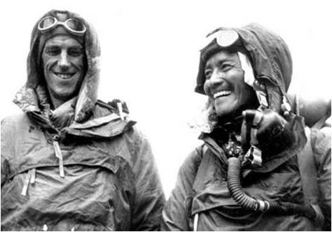 Leadership Lessons from Edmund HIllary