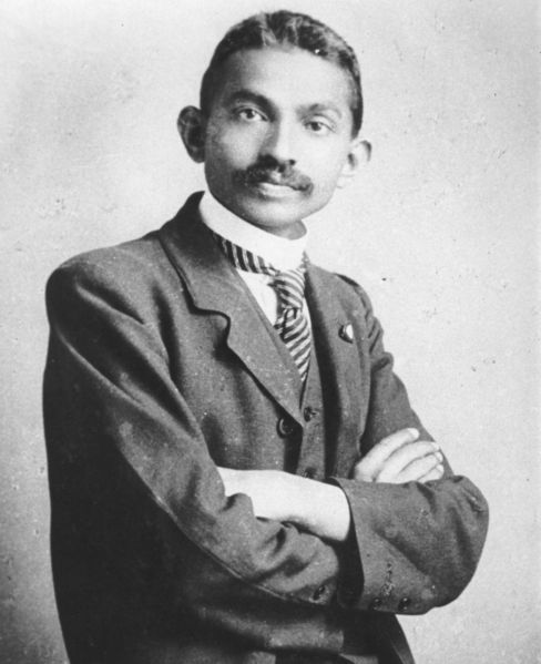 Gandhiji as  Management Guru
