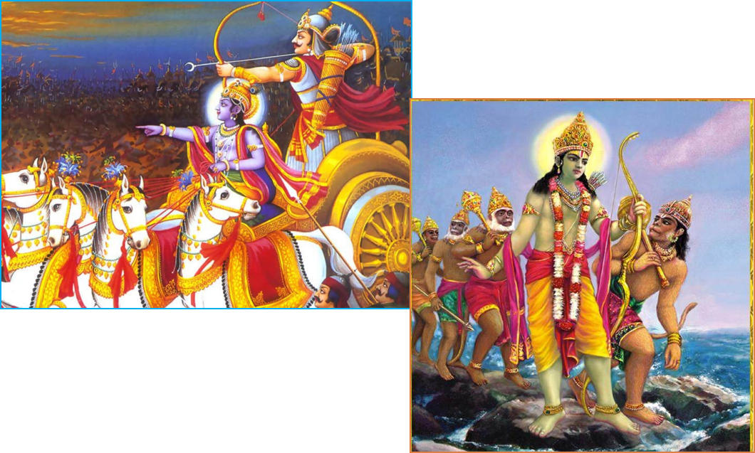 Why did Lord Krishna  not fight the war