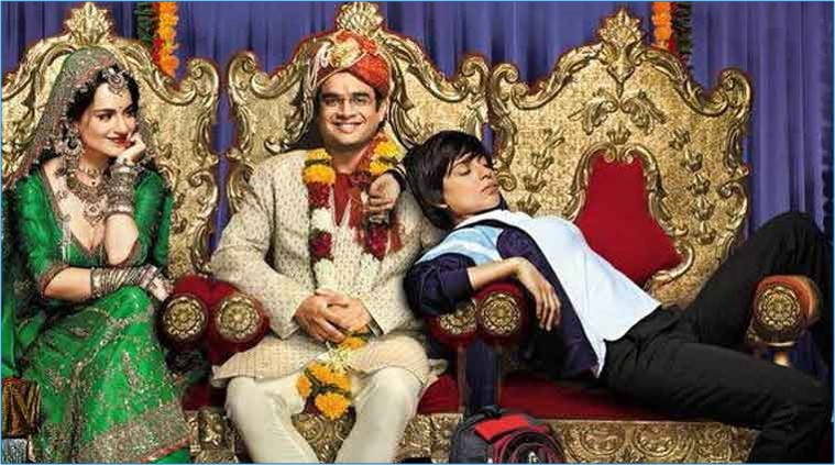Lessons from the movie 'Tanu Weds Manu Returns'