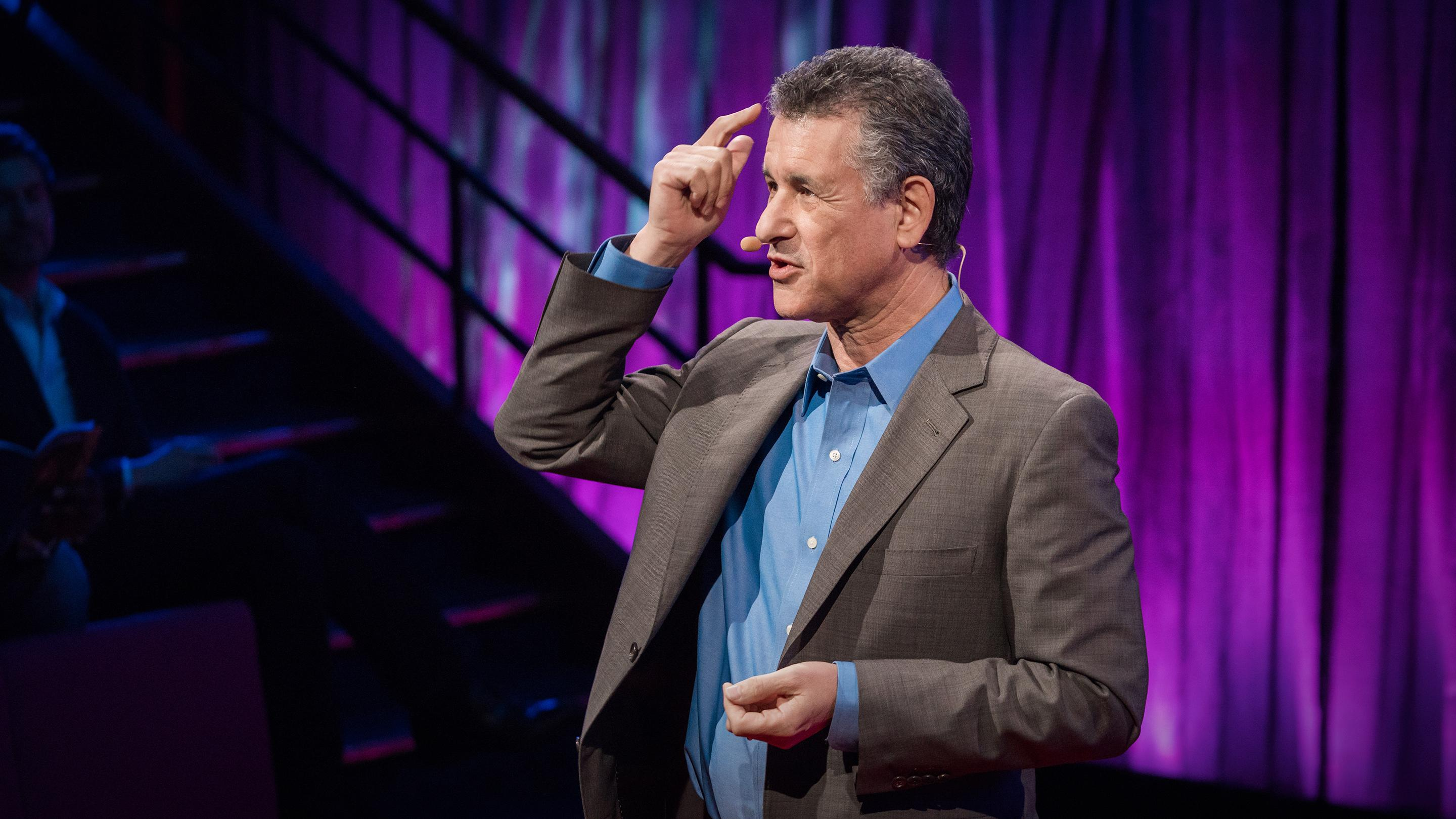 Daniel Levitin: How to stay calm when you know you'll be stressed