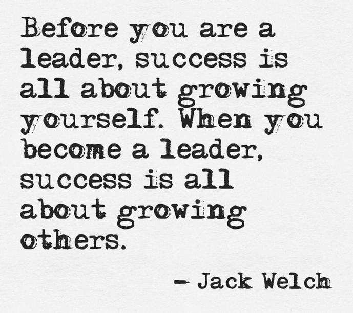 Leaders who touch you
