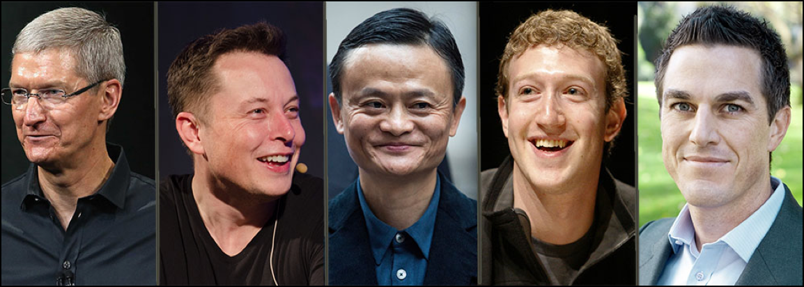 How the best leaders are different from average ones?