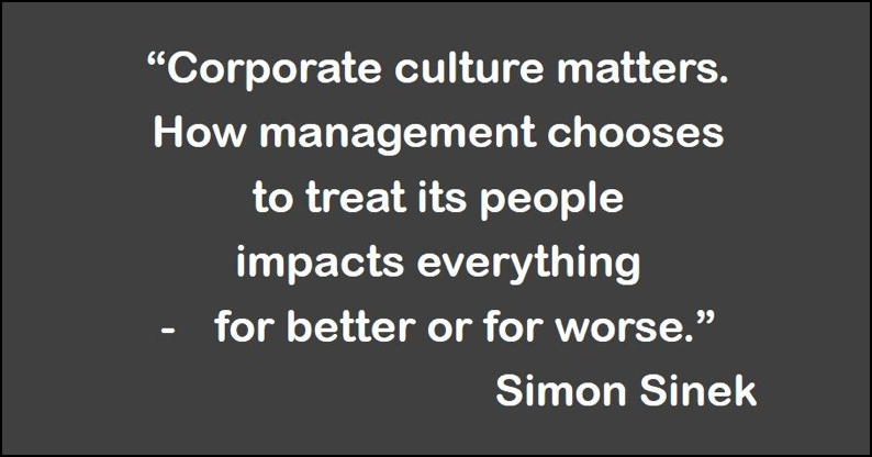Make Organisational Culture as Your Asset