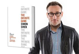 The Finite and Infinite Games of Leadership -Simon Sinek